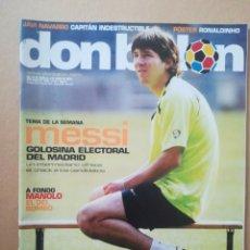Coleccionismo deportivo: DON BALÓN N°1598. Lote 179024646