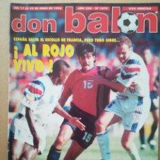 Coleccionismo deportivo: DON BALÓN N°1079. Lote 179026257