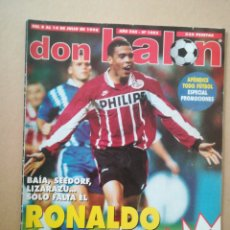 Coleccionismo deportivo: DON BALÓN N°1082. Lote 179026452