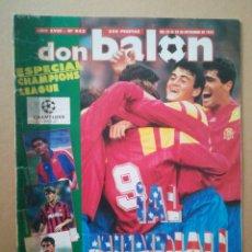 Coleccionismo deportivo: DON BALÓN N°943. Lote 179028565