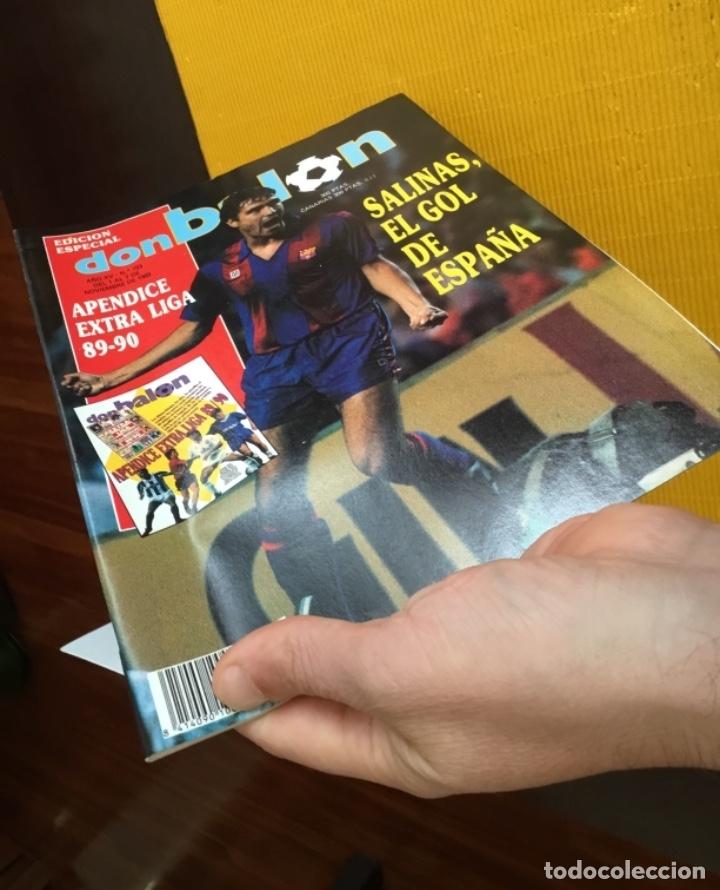 Coleccionismo deportivo: Don balón edición especial número 733 con el apéndice extra liga tan difícil de conseguir - Foto 10 - 179086722