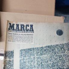 Coleccionismo deportivo: REVISTA MARCA 8 DICIEMBRE 1959. Lote 179182392