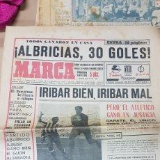 Coleccionismo deportivo: DIARIO MARCA SEPTIEMBRE 1970. Lote 179267633
