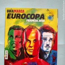 Coleccionismo deportivo: GUÍA MARCA EUROCOPA 2016. Lote 179339405