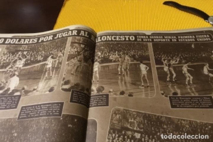 Coleccionismo deportivo: Antiguo marca Barcelona campeón de liga 1949 totalmente original - Foto 7 - 179342762