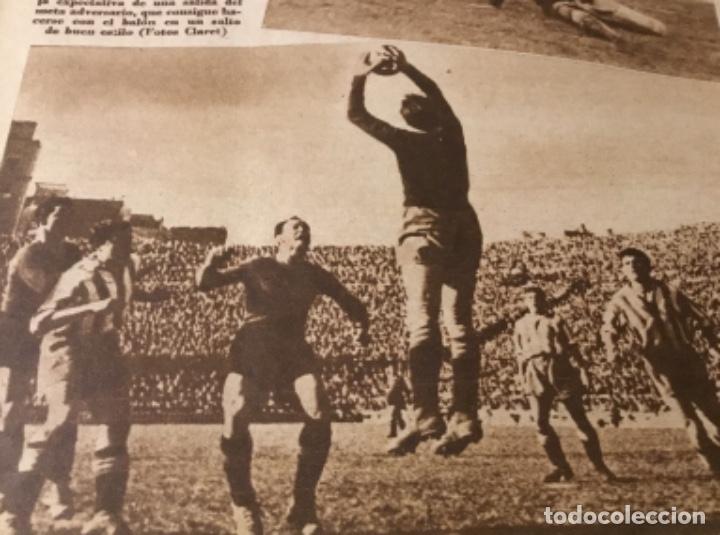 Coleccionismo deportivo: Antiguo marca Barcelona campeón de liga 1949 totalmente original - Foto 10 - 179342762