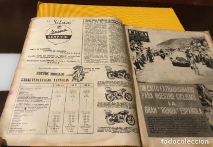 Coleccionismo deportivo: Antigua marca motociclismo vespa pegaso Lube 1955 - Foto 5 - 179343638
