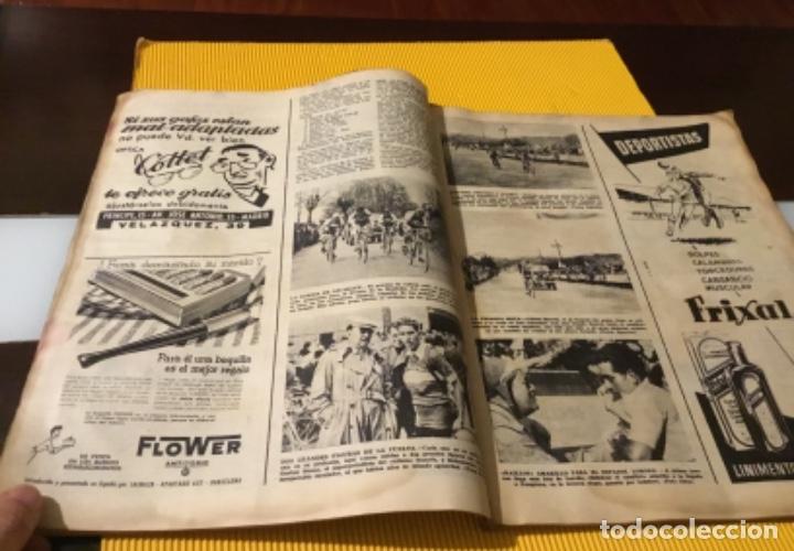 Coleccionismo deportivo: Antigua marca motociclismo vespa pegaso Lube 1955 - Foto 7 - 179343638