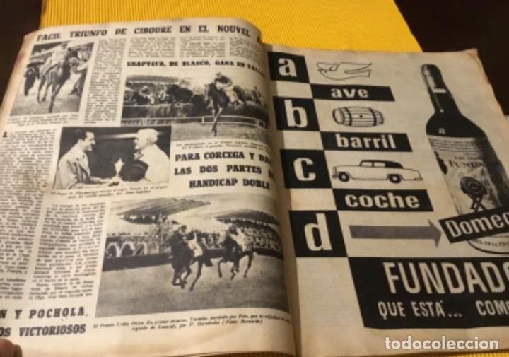 Coleccionismo deportivo: Antigua marca motociclismo vespa pegaso Lube 1955 - Foto 9 - 179343638