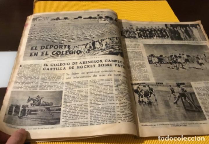 Coleccionismo deportivo: Antigua marca motociclismo vespa pegaso Lube 1955 - Foto 10 - 179343638