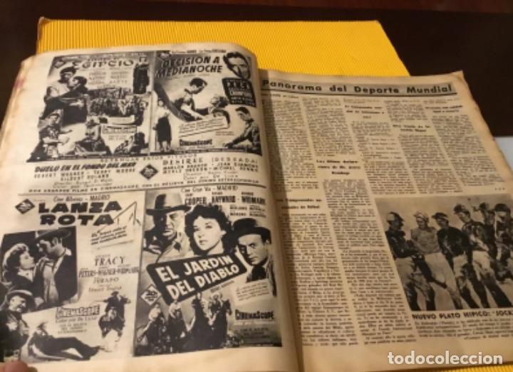 Coleccionismo deportivo: Antigua marca motociclismo vespa pegaso Lube 1955 - Foto 11 - 179343638