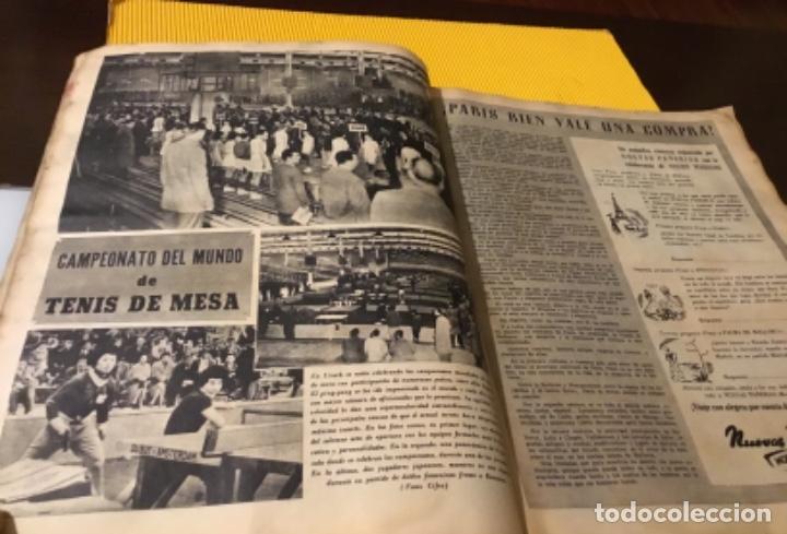 Coleccionismo deportivo: Antigua marca motociclismo vespa pegaso Lube 1955 - Foto 12 - 179343638