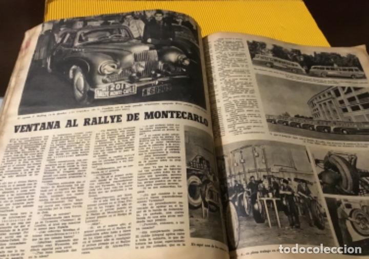 Coleccionismo deportivo: Antigua marca motociclismo vespa pegaso Lube 1955 - Foto 18 - 179343638