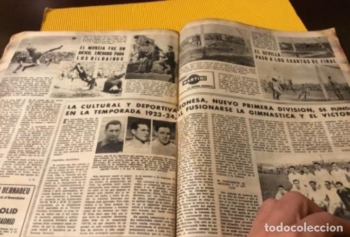 Coleccionismo deportivo: Antigua marca motociclismo vespa pegaso Lube 1955 - Foto 28 - 179343638