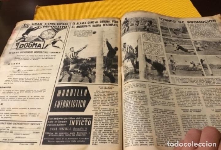 Coleccionismo deportivo: Antigua marca motociclismo vespa pegaso Lube 1955 - Foto 29 - 179343638