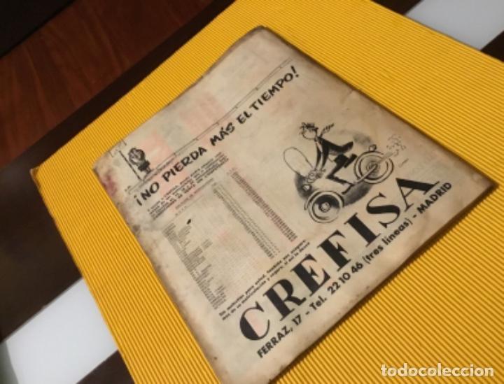 Coleccionismo deportivo: Antigua marca motociclismo vespa pegaso Lube 1955 - Foto 32 - 179343638