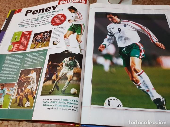Coleccionismo deportivo: LAS ESTRELLAS DEL MUNDIAL 98 - EL AÑO DEL FUTBOL - MUNDO DEPORTIVO - COMPLETO - Foto 4 - 180005663