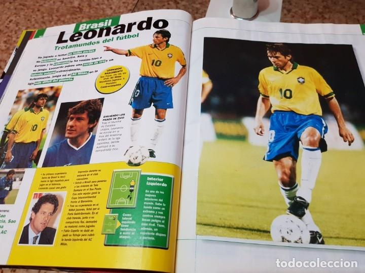 Coleccionismo deportivo: LAS ESTRELLAS DEL MUNDIAL 98 - EL AÑO DEL FUTBOL - MUNDO DEPORTIVO - COMPLETO - Foto 5 - 180005663