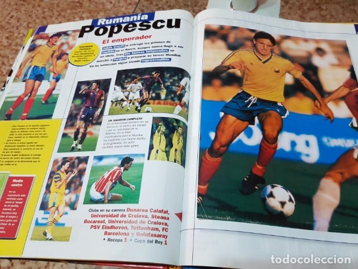 Coleccionismo deportivo: LAS ESTRELLAS DEL MUNDIAL 98 - EL AÑO DEL FUTBOL - MUNDO DEPORTIVO - COMPLETO - Foto 7 - 180005663