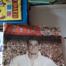 Coleccionismo deportivo: MARCA CENTENARIO DEL REAL MADRID EDICION ESPECIAL GRAN FORMATO 1902 - 2002. Lote 180155950