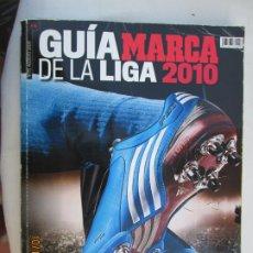 Coleccionismo deportivo: GUIA MARCA DE LA LIGA 2010. Lote 180196055