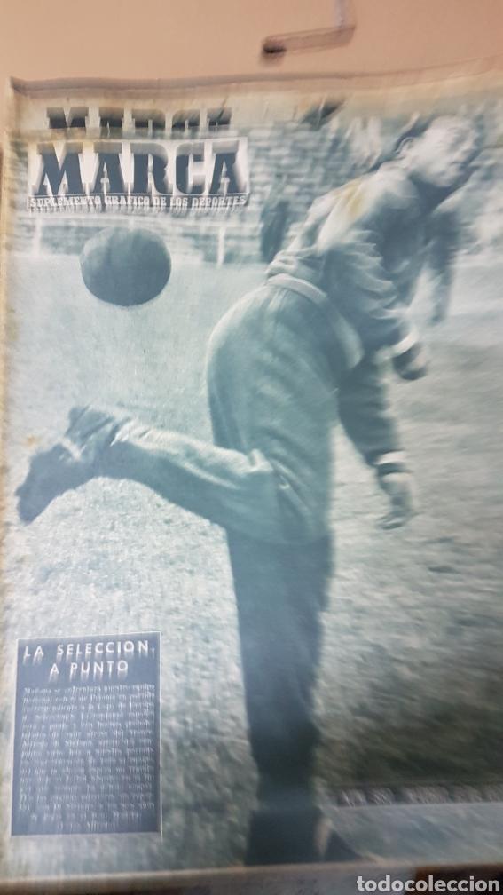ANTIGUO DIARIO MARCA (Coleccionismo Deportivo - Revistas y Periódicos - Marca)