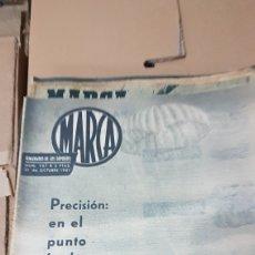 Coleccionismo deportivo: DIARIO MARCA 31 OCTUBRE 1961. Lote 180197105