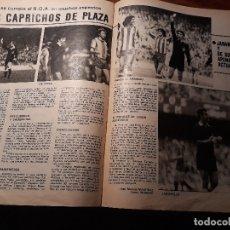 Coleccionismo deportivo: LOS CAPRICHOS DE PLAZA - PRESIDENTE DEL COMITE NACIONAL DE ARBITROS 4 PAGINAS - AÑO 1982 . Lote 180234811