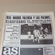 Coleccionismo deportivo: REVISTA AS 28 DE SEPTIEMBRE 1972. Lote 180251107