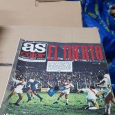 Coleccionismo deportivo: REVISTA AS 13 DE ENERO 1978. Lote 180251288