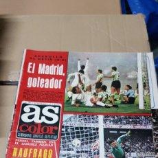 Coleccionismo deportivo: REVISTA AS 22 NOVIEMBRE 1977. Lote 180251882