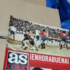 Coleccionismo deportivo: REVISTA AS 23 ENERO 1973. Lote 180252612