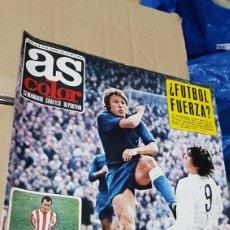 Coleccionismo deportivo: REVISTA AS COLOR 14 MARZO 1972. Lote 180252678