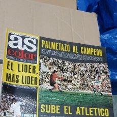 Coleccionismo deportivo: REVISTA AS COLOR 10 DE DICIEMBRE 1974. Lote 180252782