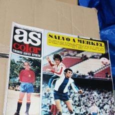 Coleccionismo deportivo: REVISTA AS COLOR 7 MARZO 1972. Lote 180252868