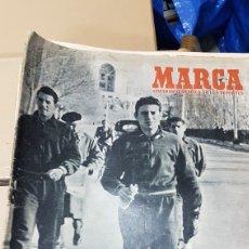Coleccionismo deportivo: REVISTA MARCA 5 DE ENERO 1954. Lote 180286561