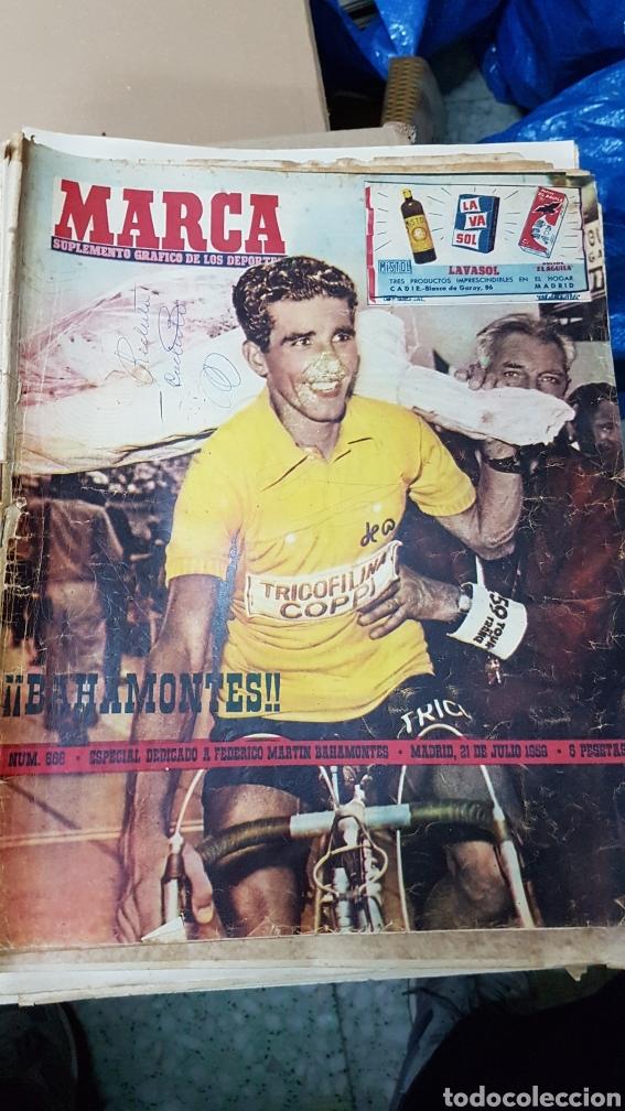 REVISTA MARCA 21 JULIO 1959 ESPECIAL BAHAMONTES (Coleccionismo Deportivo - Revistas y Periódicos - Marca)