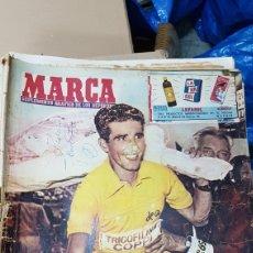 Coleccionismo deportivo: REVISTA MARCA 21 JULIO 1959 ESPECIAL BAHAMONTES. Lote 180286636