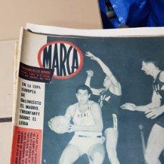 Coleccionismo deportivo: REVISTA MARCA 17 ABRIL 1962. Lote 180286722
