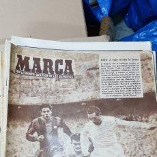 Coleccionismo deportivo: REVISTA MARCA 15 OCTUBRE 1977 GENTO EL MEJOR EXTREMO DE EUROPA. Lote 180286967