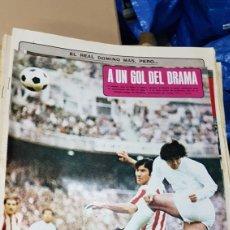 Coleccionismo deportivo: REVISTA AS COLOR 25 ABRIL 1972. Lote 180287380
