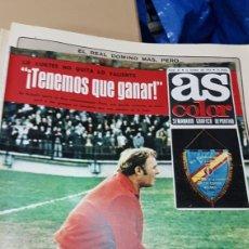 Coleccionismo deportivo: REVISTA AS COLOR 16 ENERO 1973. Lote 180287461