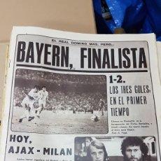 Coleccionismo deportivo: REVISTA AS 1 DE SEPTIEMBRE 1979 BAYER FINALISTA. Lote 180287592