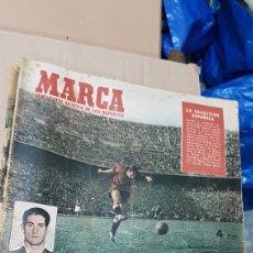 Coleccionismo deportivo: REVISTA MARCA 3 JUNIO 1952 SELECCION ESPAÑOLA. Lote 180388548