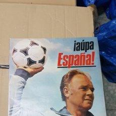 Coleccionismo deportivo: REVISTA AS COLOR 23 MAYO 1978 AUPA ESPAÑA. Lote 180393296