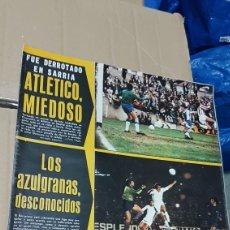 Coleccionismo deportivo: REVISTA AS COLOR 4 DE MAYO 1976 CRUYFF YO NO SOY UN DICTADOR. Lote 180394843