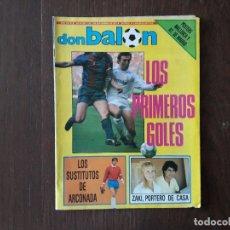 Coleccionismo deportivo: REVISTA DON BALÓN NÚMERO 620 AÑO 1987. Lote 180420706