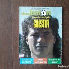 Coleccionismo deportivo: REVISTA DON BALÓN NÚMERO 667 AÑO 1988. Lote 180420761