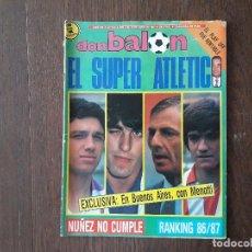 Coleccionismo deportivo: REVISTA DON BALÓN NÚMERO 612 AÑO 1987. Lote 180422106