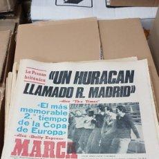 Coleccionismo deportivo: DIARIO MARCA 7 DE NOVIEMBRE 1975. Lote 180847832